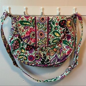 **Retired** Vera Bradley Saddle Up in Viva la Vera